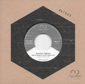 Alpha & Omega ft Paul Fox - Freedom Fighters (Ojah Remix) / Freedom Dubplate (Alchemy Dubs) 7""